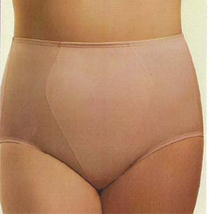 fb7a5acd1f43 Olga Light Shaping Tummee Brief Light version of 446 Reg $14.00 a pair SALE  2 for $24.99